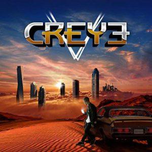 Creye – 'Creye' (October 12, 2018)