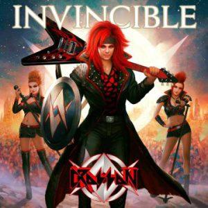 Crosson – 'Invincible' (April 27, 2018)