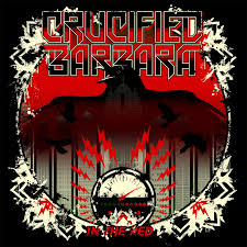 Crucified Barbara CD cover new