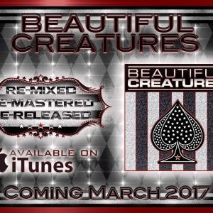 Beautiful Creatures' 2nd album 'Deuce' to be remixed and remastered with bonus tracks