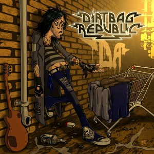 DR CD cover