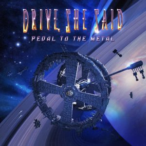 DRIVESHESAID pttm COVER