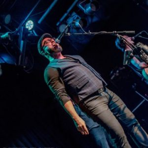 Geoff Tate live in Vienna, Virginia, USA Concert Review