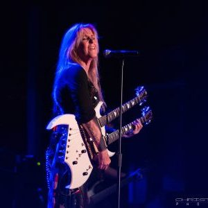 Lita Ford live at Hopewell, Virginia, USA Concert Review