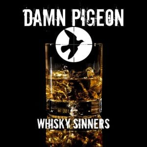 Damn Pigeon CD cover