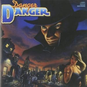 Danger Danger CD cover