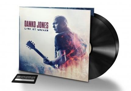 Danko Jones CD cover