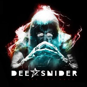 Dee Snider album cover