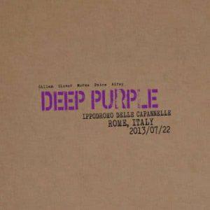 Deep Purple – 'Live In Rome 2013' (December 6, 2019)