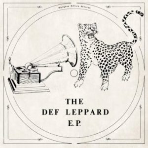 Def Leppard's debut three song EP to be released on vinyl on Record Store Day