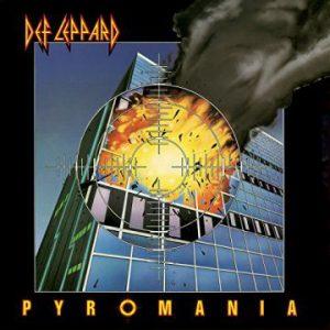 Def Leppard: 'Pyromania'