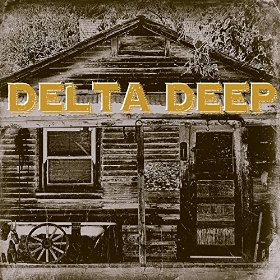 Delta Deep CD cover