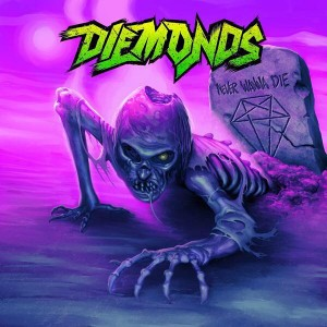 Diemonds CD cover