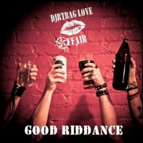 Dirtbag Love Affair CD cover