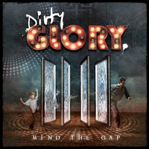 Dirty Glory CD cover