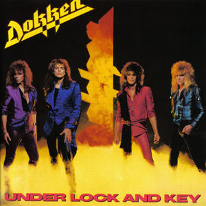 Dokken CD cover