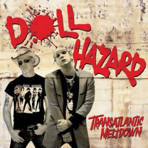 Doll Hazard release album teaser for upcoming debut record 'Transatlantic Meltdown'