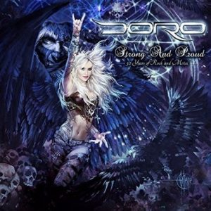 Doro CD cover