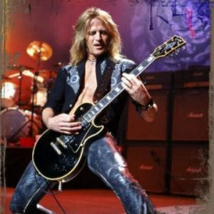 Interview with Burning Rain and The Dead Daisies guitarist Doug Aldrich