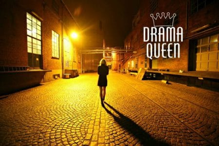 Drama Queen release self-titled debut album – Sleaze Roxx