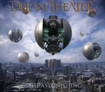 Dream Theater CD cover