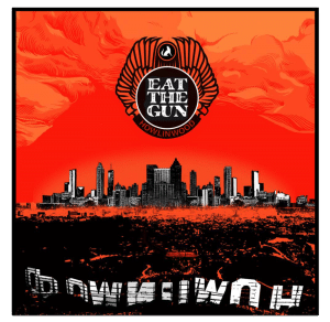 Eat The Gun CD cover