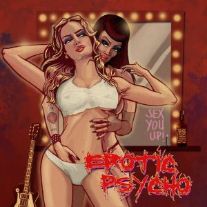 Erotic Psycho album cover