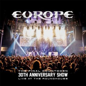 Europe to release 'The Final Countdown 30th Anniversary' DVD on July 21st
