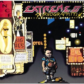 Extreme II album cover