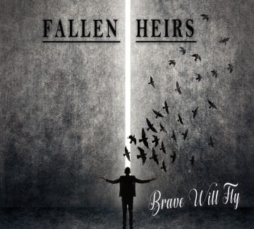 """Fallen Heirs release video for song """"Brave Will Fly"""" – Sleaze Roxx"""