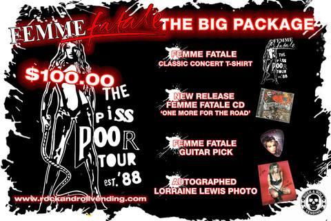 Femme Fatale poster 2