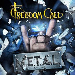 Freedom Call – 'M.E.T.A.L.' (August 23, 2019)