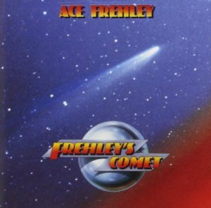 Frehley's Comet CD cover