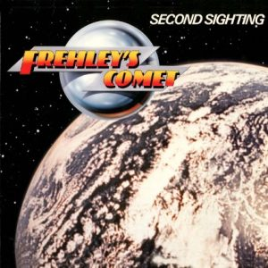 Frehley's Comet Second Sighting CD cover