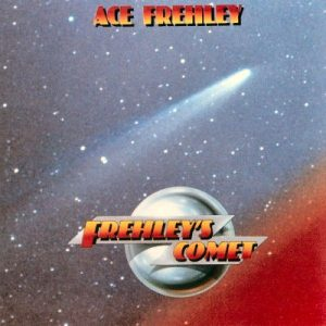 Frehley's Comet album cover