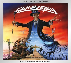 Gamma Ray CD cover 2