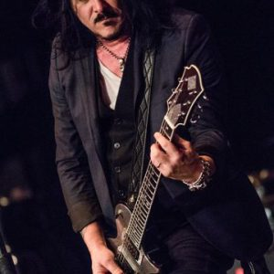 Gilby Clarke says not being inducted into Rock and Roll Hall of Fame with Guns N' Roses was a bummer