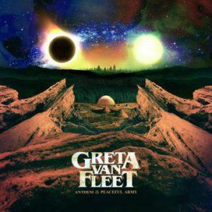 Greta Van Fleet – 'Anthem Of The Peaceful Army' (October 19, 2018)