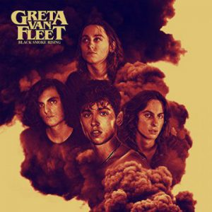 Greta Van Fleet: 'Black Smoke Rising'