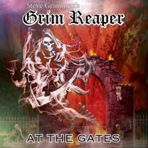 Steve Grimmett's Grim Reaper – 'At The Gates' (October 11, 2019)