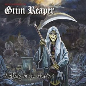 "Grim Reaper premiere new song ""Walking In The Shadows"""