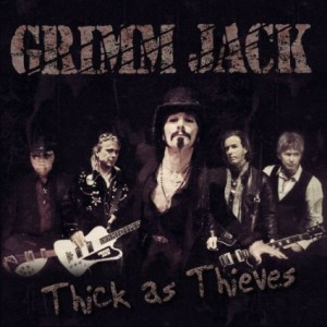 Grimm Jack CD cover