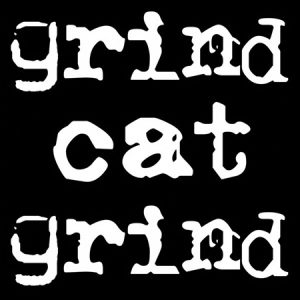 Grind Cat Grind CD cover 2