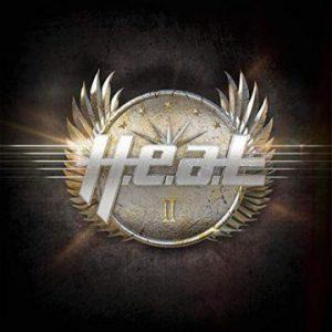 H.E.A.T – 'H.E.A.T II' (February 21, 2020)