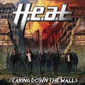 H.E.A.T. CD cover