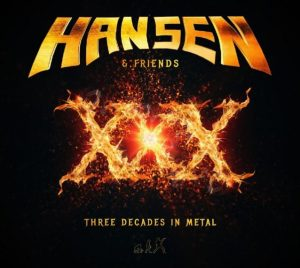 Hansen album cover