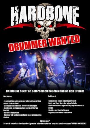 Hardbone poster