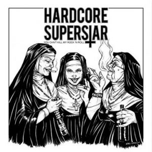 "Hardcore Superstar release new song ""Electric Rider"" for streaming"