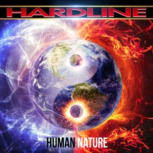 Hardline album cover