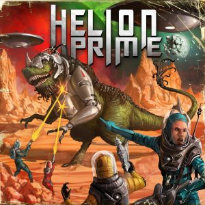 Helion Prime CD cover